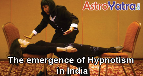 The emergence of Hypnotism in India
