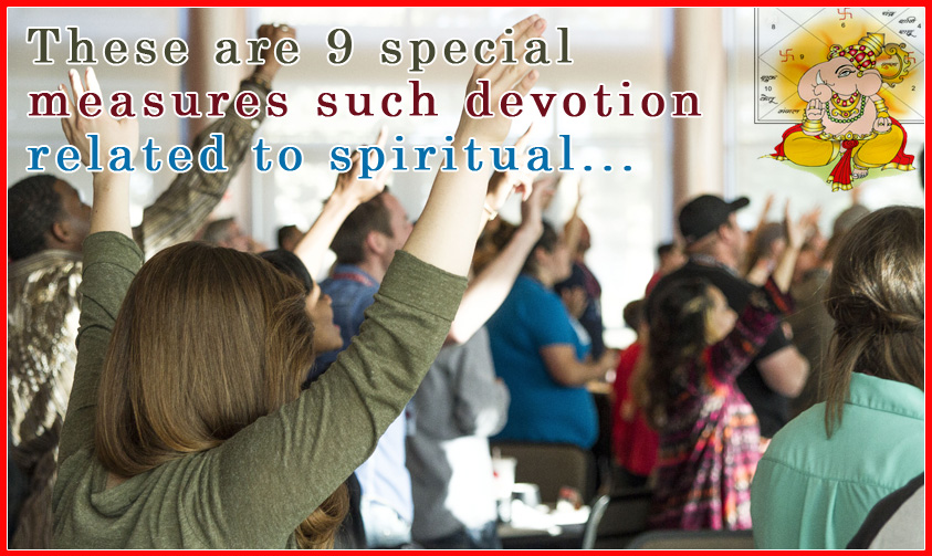 devotion related to spiritual